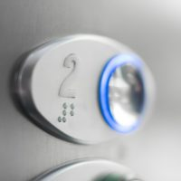 close-up-elevator-button-with-braille